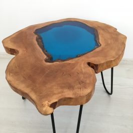 resin cofee table