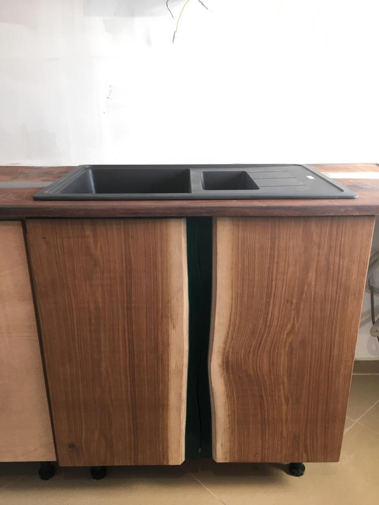 resin table kitchen countertop